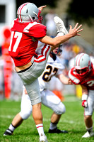 Canandaigua vs Victor at Evans Field 9.20.14